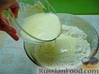 Фото приготовления рецепта: Бездрожжевые баурсаки на кефире - шаг №4