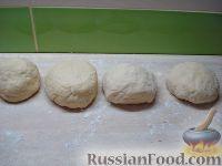 Фото приготовления рецепта: Бездрожжевые баурсаки на кефире - шаг №6