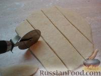Фото приготовления рецепта: Бездрожжевые баурсаки на кефире - шаг №8