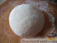 Фото к рецепту: Тесто для пиццы, как в пиццерии