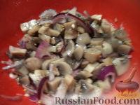 Фото приготовления рецепта: Маринованные шампиньоны - шаг №6