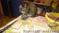 Фото приготовления рецепта: Колбаса сыровяленая - шаг №3