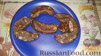Фото приготовления рецепта: Колбаса сыровяленая - шаг №11