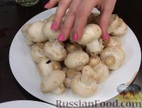 Фото приготовления рецепта: Салат «Белая береза» - шаг №4