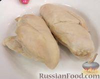 Фото приготовления рецепта: Салат «Белая береза» - шаг №1