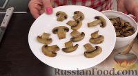 Фото приготовления рецепта: Салат «Белая береза» - шаг №8