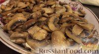 Фото приготовления рецепта: Салат «Белая береза» - шаг №11