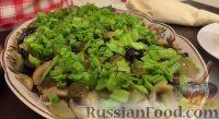 Фото приготовления рецепта: Салат «Белая береза» - шаг №15