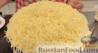Фото приготовления рецепта: Салат «Белая береза» - шаг №19