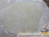 Фото приготовления рецепта: Вареники с картошкой - шаг №10