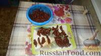 Фото приготовления рецепта: Мясо, вяленное в духовке - шаг №5