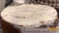 """Фото приготовления рецепта: Торт """"Трухлявый пень"""" - шаг №22"""