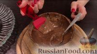 """Фото приготовления рецепта: Торт """"Трухлявый пень"""" - шаг №24"""