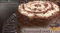 """Фото приготовления рецепта: Торт """"Трухлявый пень"""" - шаг №27"""