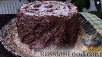 """Фото приготовления рецепта: Торт """"Трухлявый пень"""" - шаг №28"""