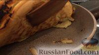 Фото приготовления рецепта: Пицца на сковородке - шаг №9