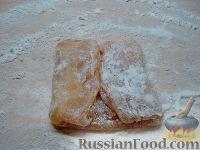 Фото приготовления рецепта: Парварда (восточная сладость) - шаг №10