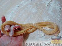 Фото приготовления рецепта: Парварда (восточная сладость) - шаг №12