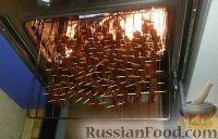 Фото приготовления рецепта: Мясо, вяленное в духовке - шаг №6