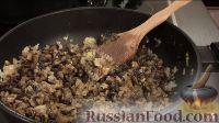 Фото приготовления рецепта: Постные голубцы с грибами - шаг №10