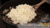 Фото приготовления рецепта: Постные голубцы с грибами - шаг №11