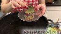 Фото приготовления рецепта: Постные голубцы с грибами - шаг №13
