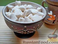 Фото к рецепту: Парварда (восточная сладость)