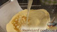 Фото приготовления рецепта: Хлеб с кукурузной мукой - шаг №4