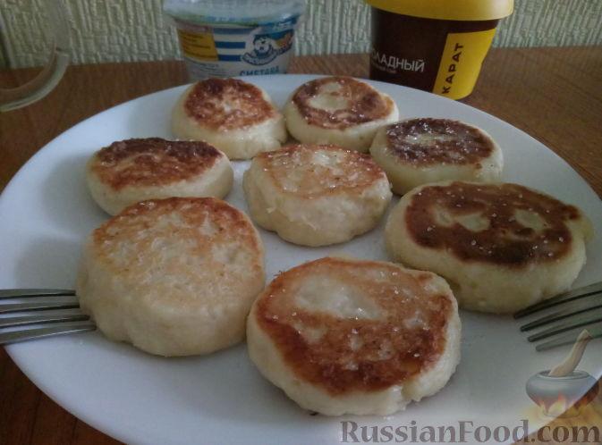 сырники просроченного творога рецепт с фото