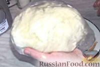 """Фото приготовления рецепта: Печенье """"Гусиные лапки"""" - шаг №6"""