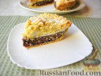 """Фото к рецепту: Торт-пирог """"Арлекин"""""""
