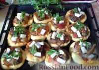 Фото к рецепту: Аджапсандали на чвиштари