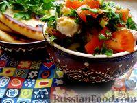 Фото к рецепту: Курутоб по-таджикски