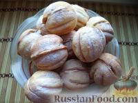 Фото к рецепту: Орешки к празднику