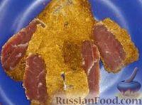 Фото к рецепту: Бастурма из утиной грудки