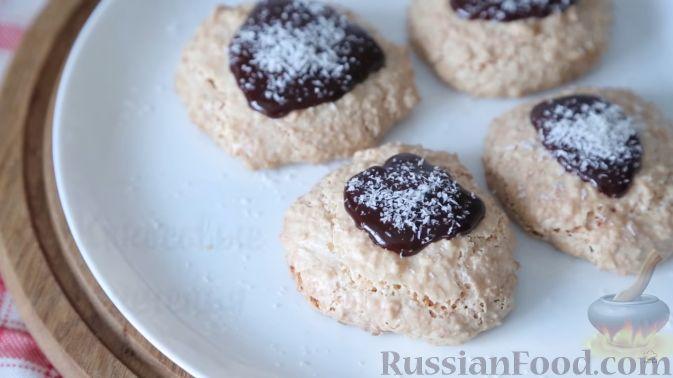 Рецепты печенья с маргарином в духовке