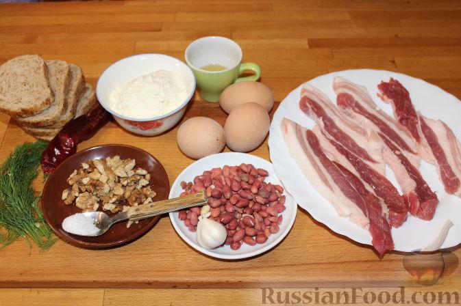 Фото приготовления рецепта: Куриная печень с грибами и помидорами, в микроволновке - шаг №2