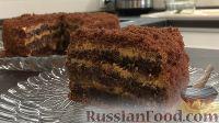 """Фото к рецепту: Шоколадный торт """"Пеле"""""""