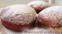 Фото к рецепту: Домашние пончики