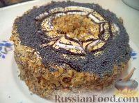 Торт маковка