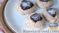 Фото к рецепту: Кокосовое печенье