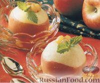 Фото к рецепту: Яблоки, запеченные с медом