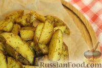 Фото к рецепту: Картофель по-селянски