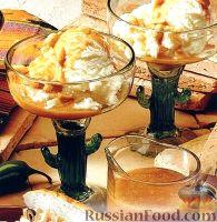 Фото к рецепту: Арахисовый соус для мороженого
