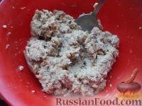 Фото приготовления рецепта: Картопляники с мясом - шаг №10