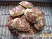 Фото приготовления рецепта: Картопляники с мясом - шаг №14