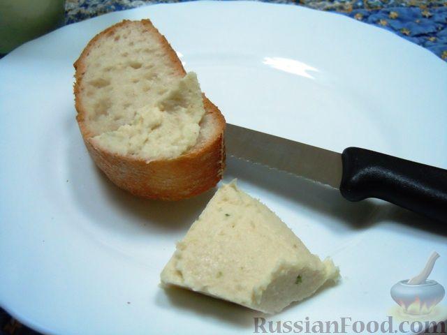 Рецепт Мусс из копченой форели (Mousse de fruite fumée)