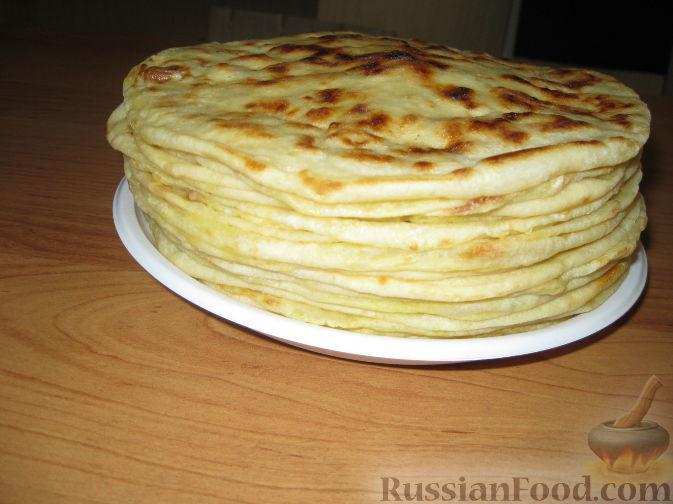 хачаны с сыром и картошкой рецепт с фото