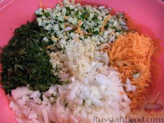 Фото приготовления рецепта: Заправка для солянок и рассольников - шаг №2