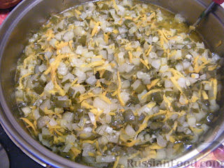 Фото приготовления рецепта: Заправка для солянок и рассольников - шаг №5